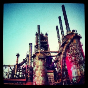 Steel Stacks