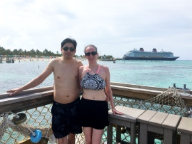 Castaway Cay with the Disney Dream